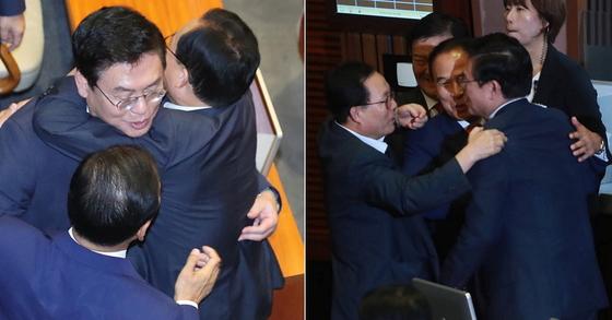 문재인 정부 출범 후 인사 첫 '부결