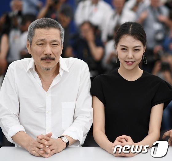 """홍상수 측 """"김민희와 22번째 영화"""