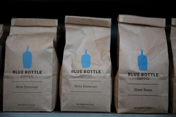 '커피계의 애플'로 불리는 '블루 보