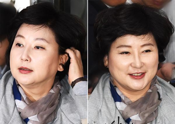 """서해순 '돌발 발언'… """"문재인 같은"""