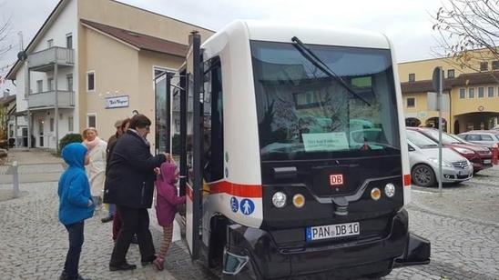 '기사 없는 버스' 현실로…독일, 자