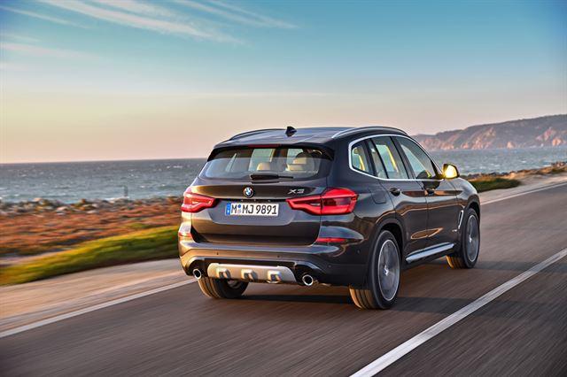 신형 BMW X3, 어디어디가 바뀌었