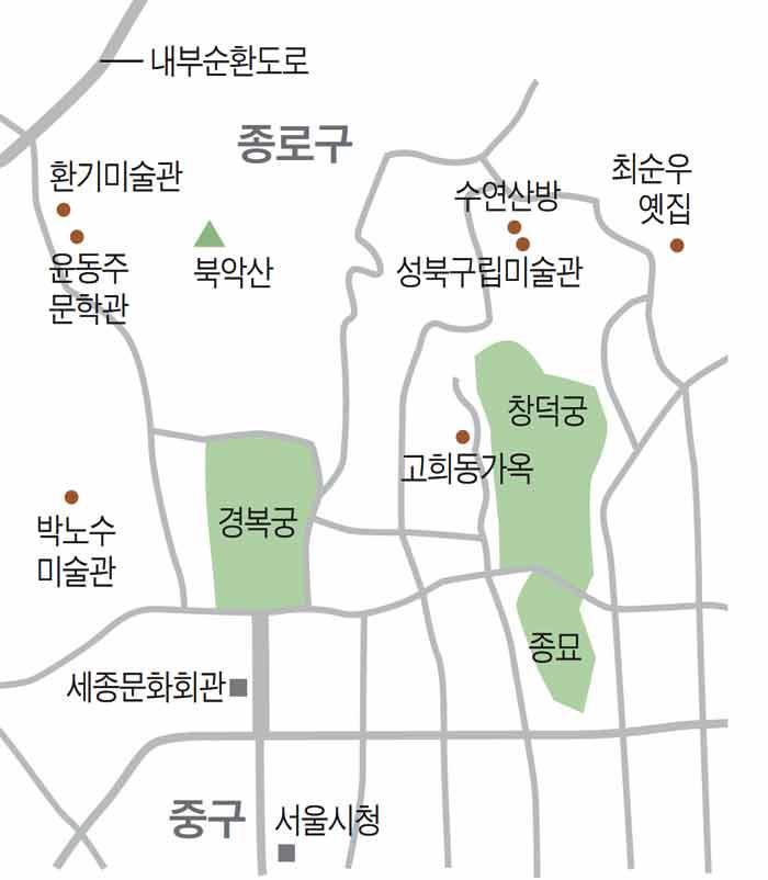 윤동주·이상·김환기… 창작의 숨결 따