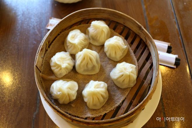 문 대통령 아침식사한 베이징 서민식당