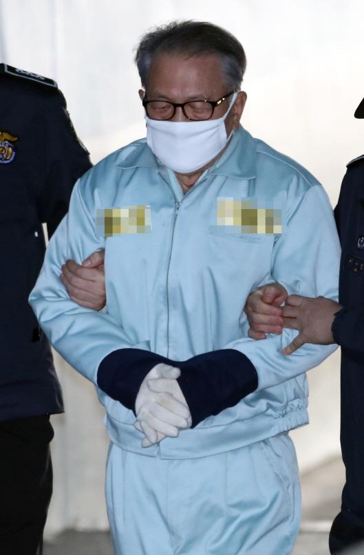 특검이 김기춘 7년 구형하며 '메릴