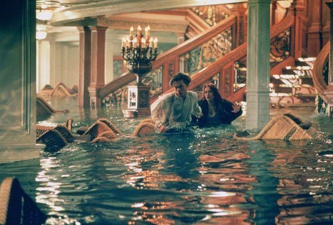 '타이타닉' 21주년.. 대재앙일수도