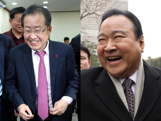 '성완종 리스트' 홍준표·이완구 둘다