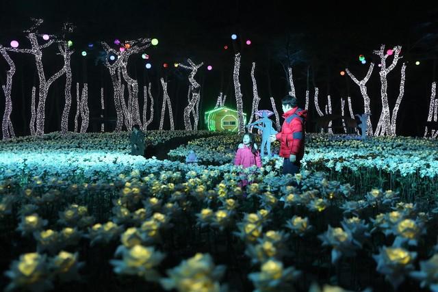 남한강 물길 따라 쉬고 놀며 '겨울