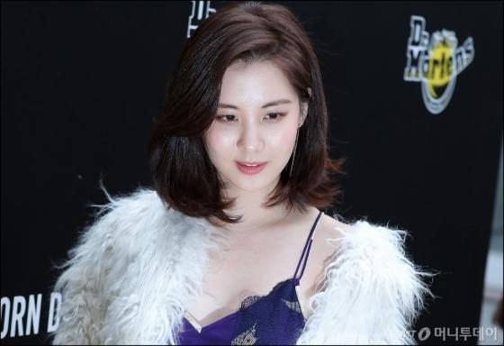 '비주얼 갓현' 서현, 이렇게 예뻐도