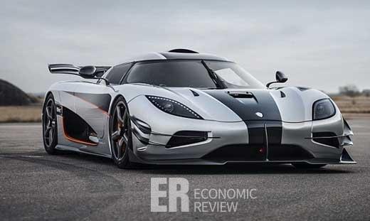 세계에서 가장 비싼 차 Top10