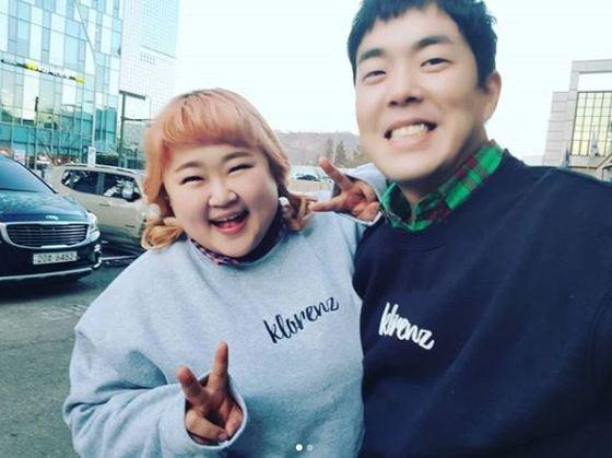 홍윤화·김민기 연애 3135일 만에
