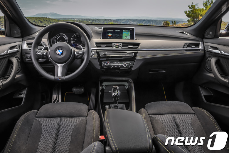 BMW X2, 작지만 결코 작지않은