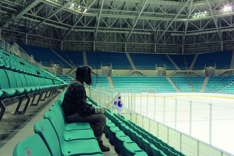 '투덜이' 핀란드 노인, 평창 올림픽