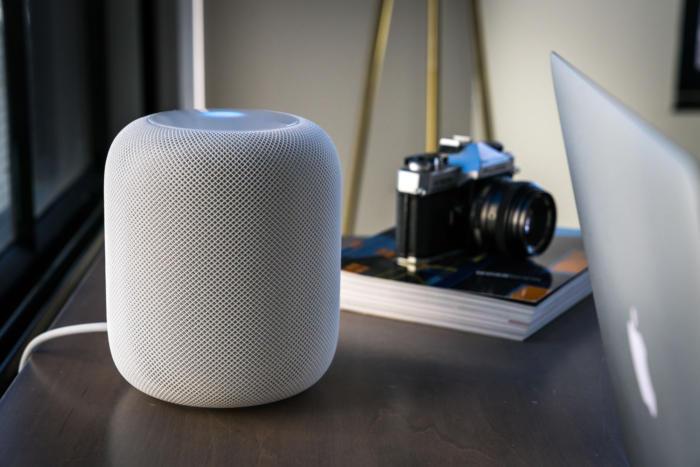 """홈팟, 디자인과 음질 좋지만… """"애플"""