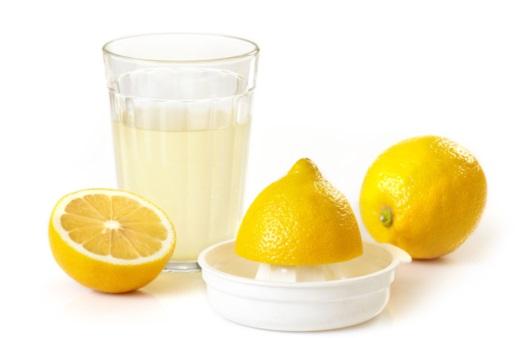 봄맞이 다이어트 해볼까, 레몬 워터