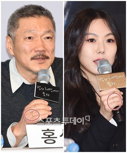"""홍상수 김민희 결별설 """"김민희 미래"""