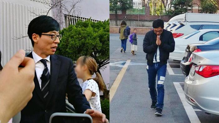 '절친' 김제동 부모님 뵈러 대구 갔