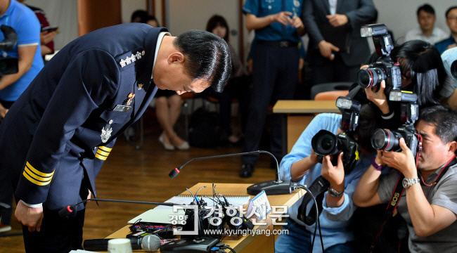 권력기관 개혁 앞둔 검·경 수장들의