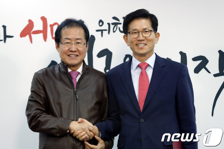 안철수 서울시장 등판, 한국당과 '선