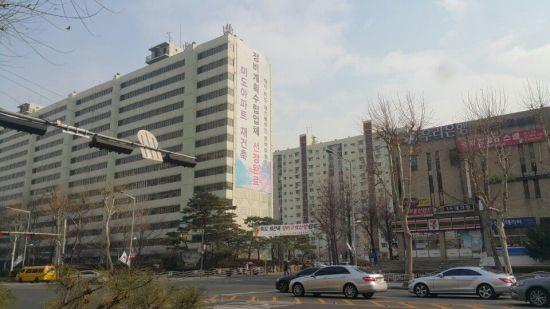 강남권 아파트값 첫 마이너스… 부동산
