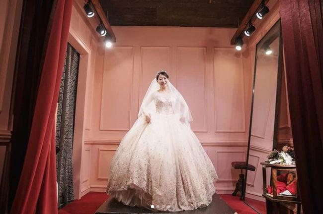 안소미, 오늘 동갑내기 회사원과 결혼