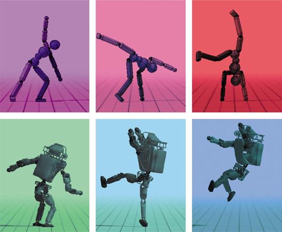 게임 캐릭터, AI 통해 스스로 무술