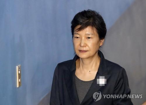 박근혜, 유승민 떨어뜨리려 경쟁후보에