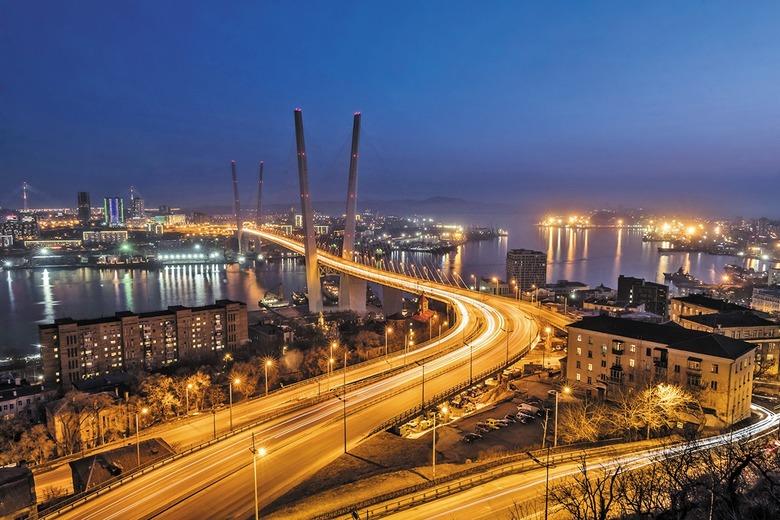 동유럽과 아시아를 섞은듯한 도시의 매
