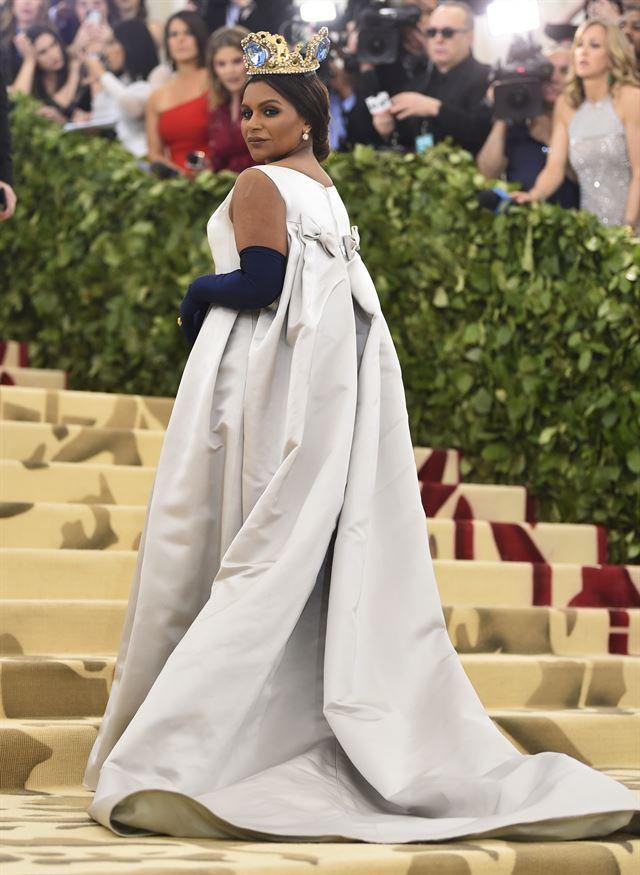 2018 멧 갈라, 천상의 몸: 패션