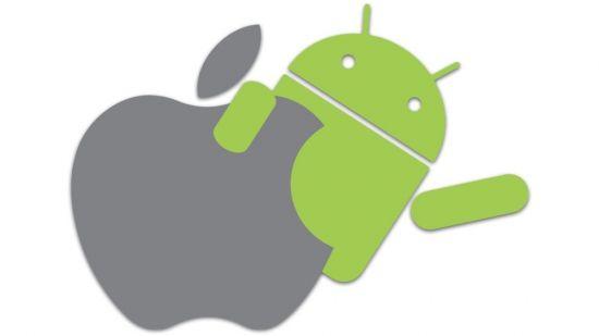구글·삼성·LG는 '애플 따라쟁이'?