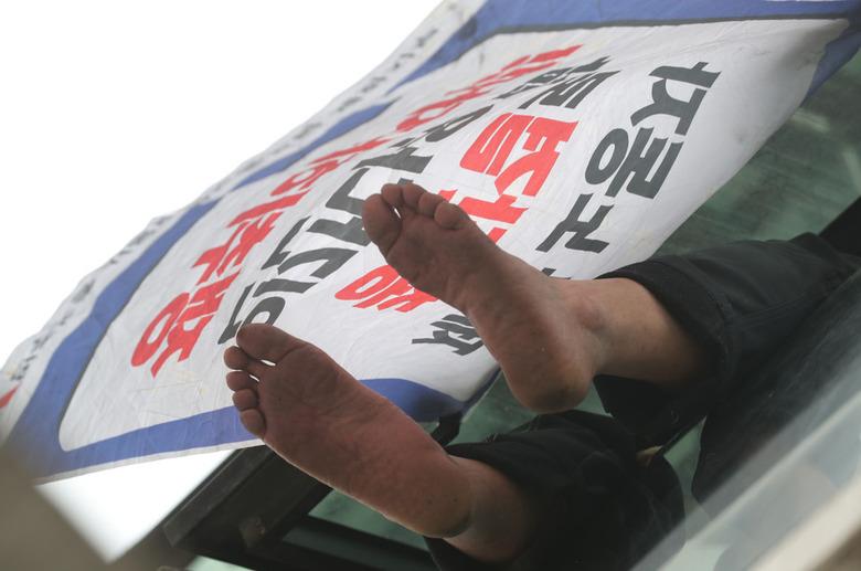 40년 구두 만든 탠디 제화노동자의