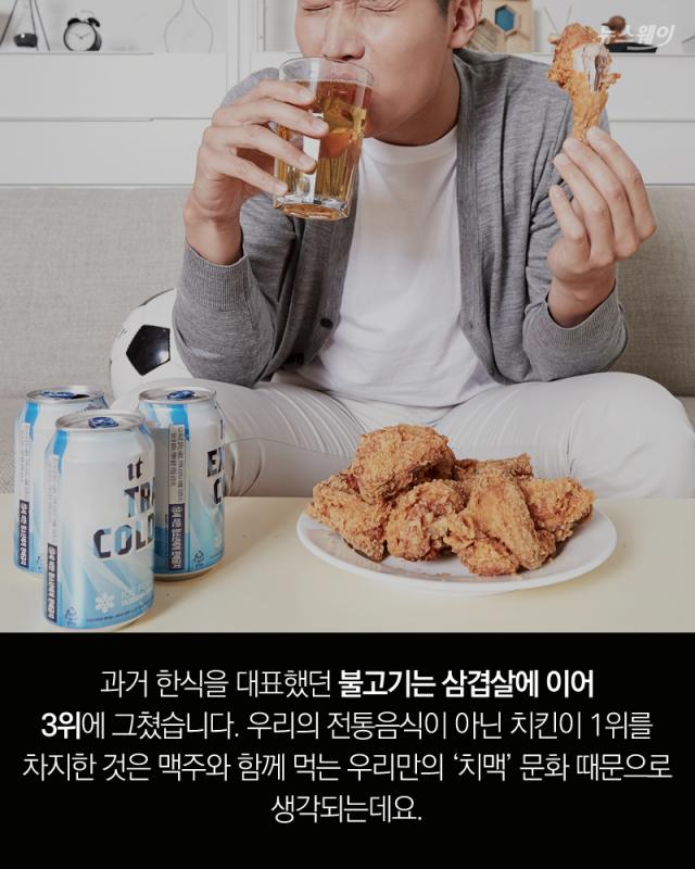 두 유 노우 '치맥' or '삼소'?