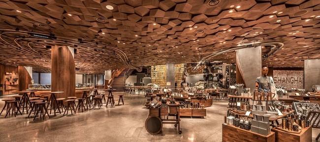 중국 토종 커피체인, 스타벅스에 도전