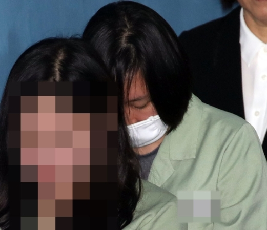 '특검 복덩이' 장시호, 2심서 1년