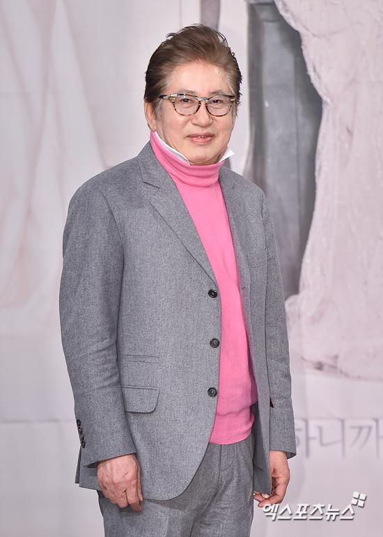김용건, '꽃보다 할배' 합류…열혈