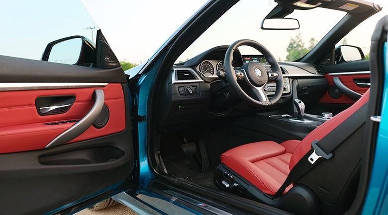 오픈 에어링의 즐거움, BMW 430