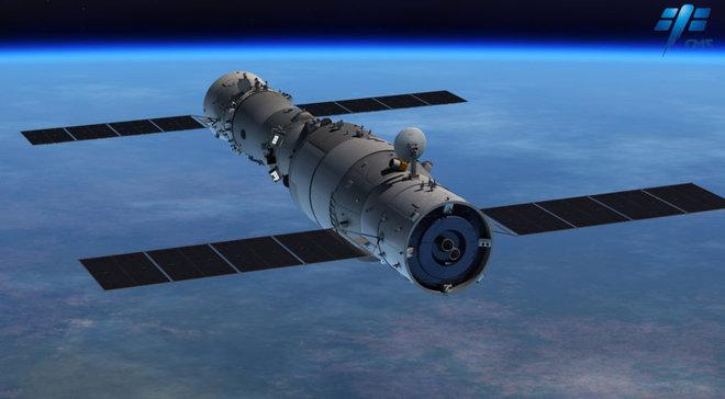 또 지구촌 민폐?…中 우주실험실 '톈