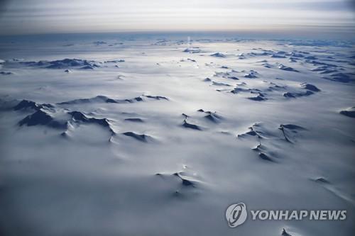 지구 최저기온은 영하 98도…남극점