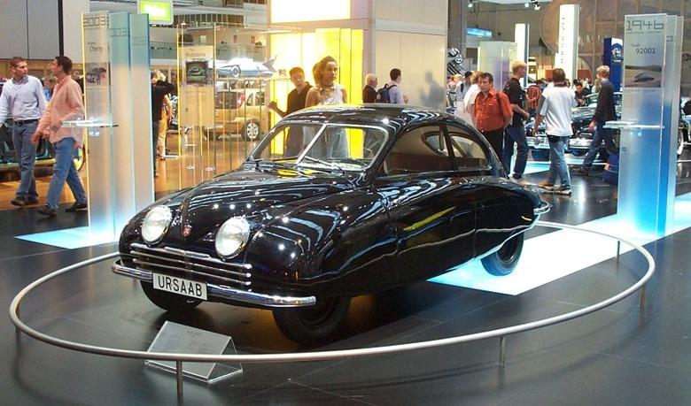 70년 전통의 자동차 브랜드, '사브