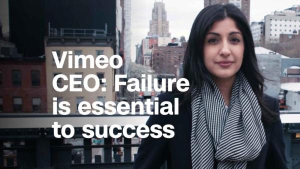 그녀는 어떻게 34세에 비메오 CEO