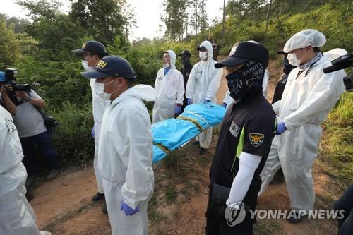 '강진 여고생 실종에서 살인규명까지'