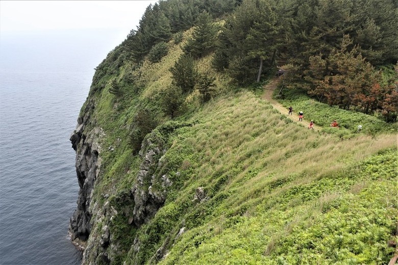 지질공원 울릉도, 바위섬 여행도 울렁