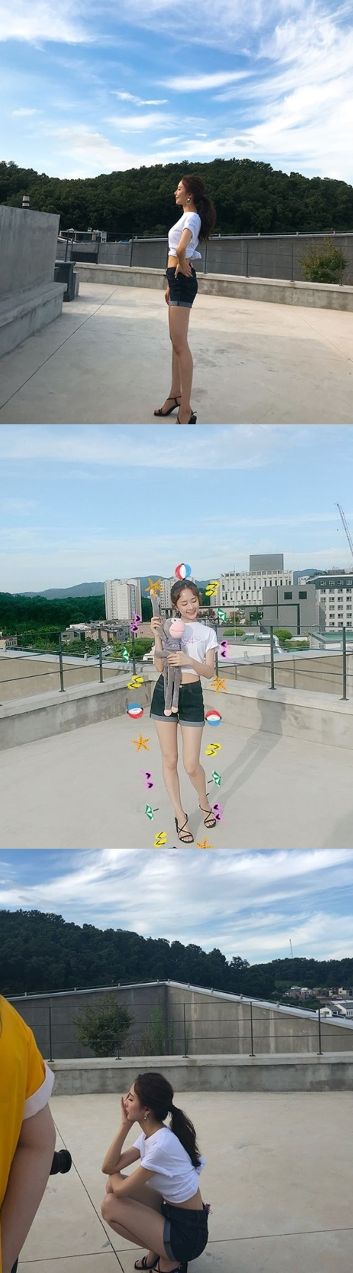 """""""이 비율, 실화?""""…오영주, 인형"""
