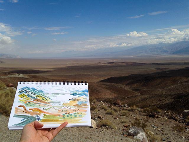 여행책, 인문학·그림과 만나다