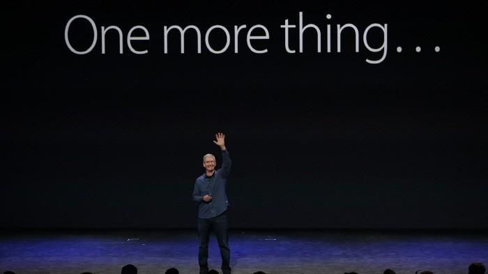 주가 급락한 애플, 어떤 성장동력 제