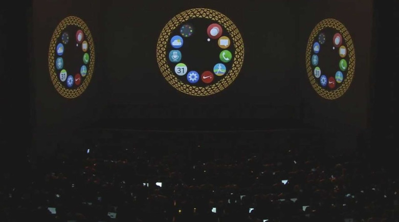 삼성 기어S2, 애플워치 사용자경험을
