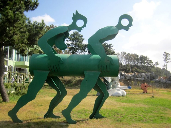 자연과 예술이 공존하는 인천 배미꾸미