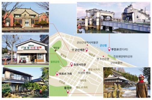 '야외 박물관' 전북 군산… 낡은 시