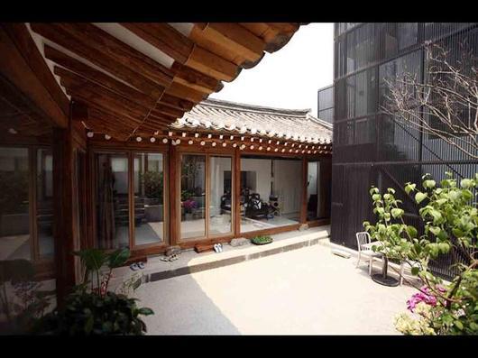서울 도심 한옥 도전기 : 허브ZUM