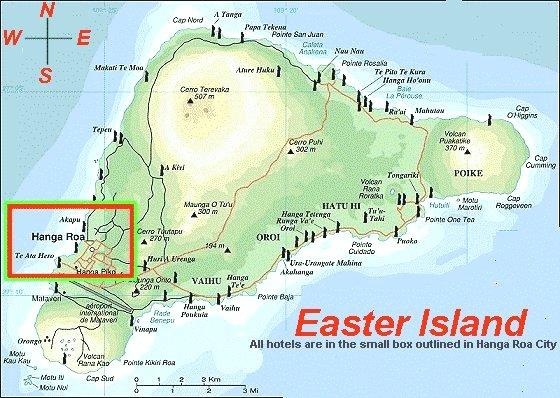 이스터섬은 왜 자멸했을까